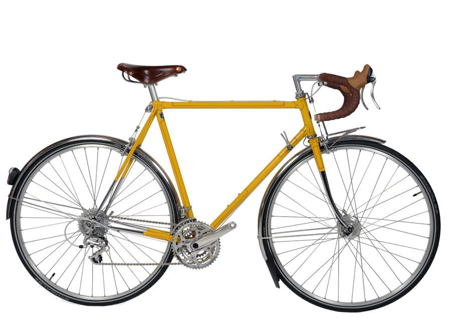 Les vélos de Patrick, un artisan passionné !