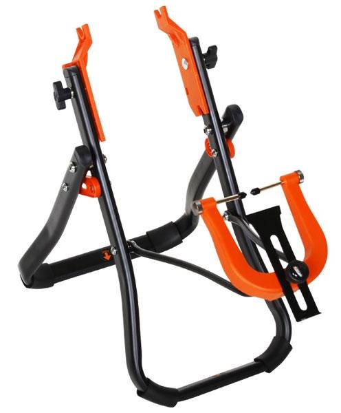 Dévoiler sa roue de vélo avec le pied de centrage Super B