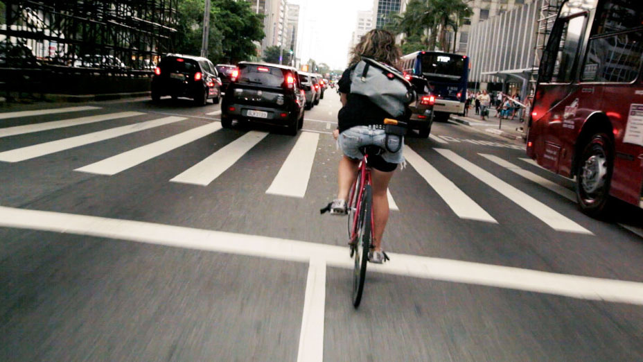 Superbe documentaire vidéo Bikes vs Cars