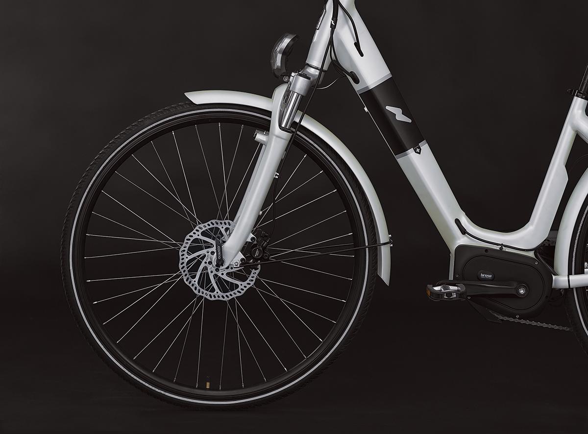 L'Iris Brose, performance et élégance d'un vélo électrique