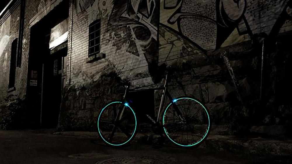 D–Lights Bike un nouveau concept qui réuni élégance et sécurité