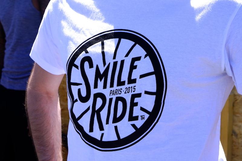Retour en image sur le Smile Ride 2015