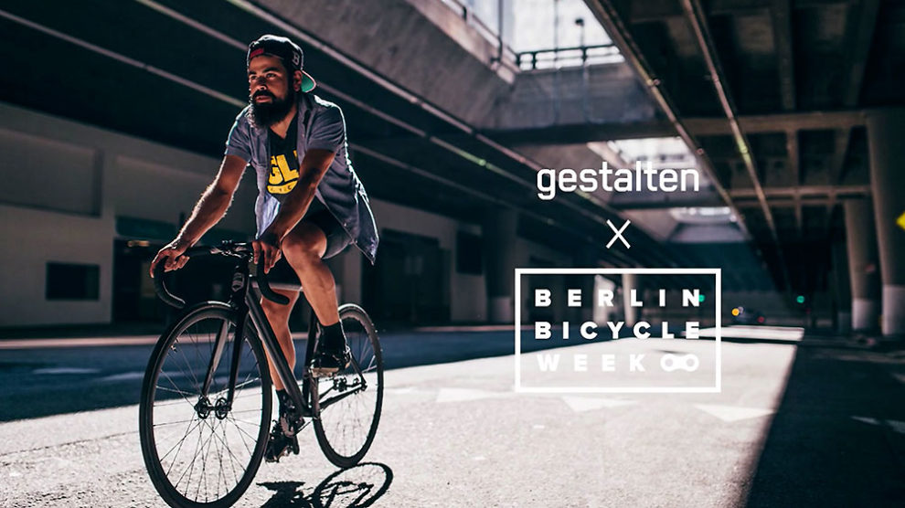 Vidéo Cycling Together Gestalten Hits the Road with Berlin Bicycle Week
