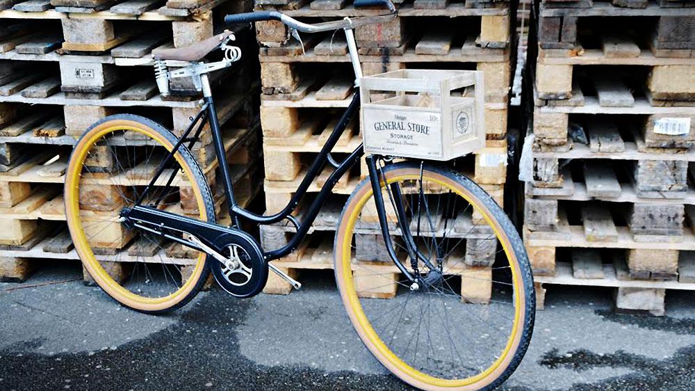 Jordan Services Motor Bike, un passionné du vélo pignon fixe