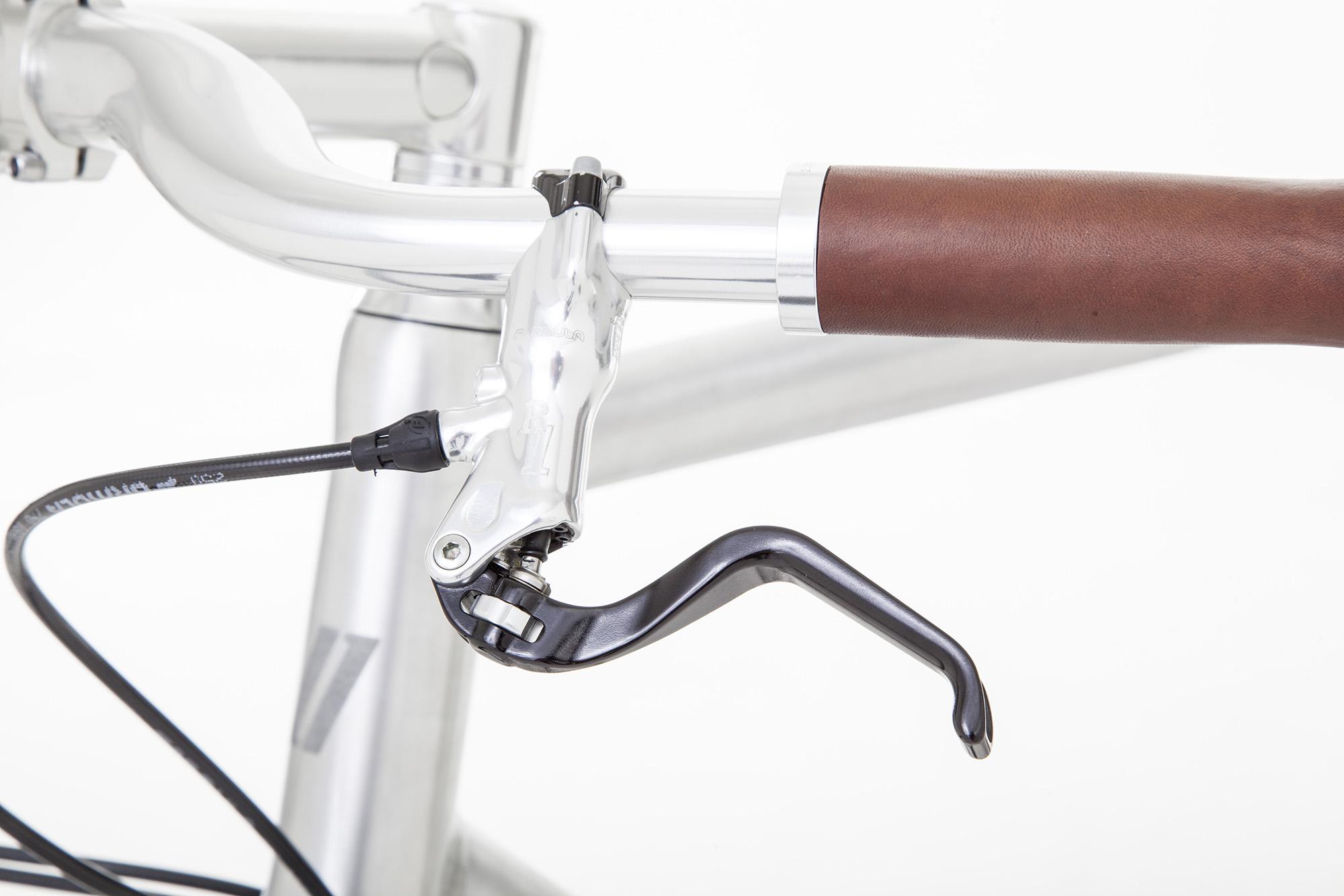 Le vélo urbain à courroie Schindelhauer Ludwig 14