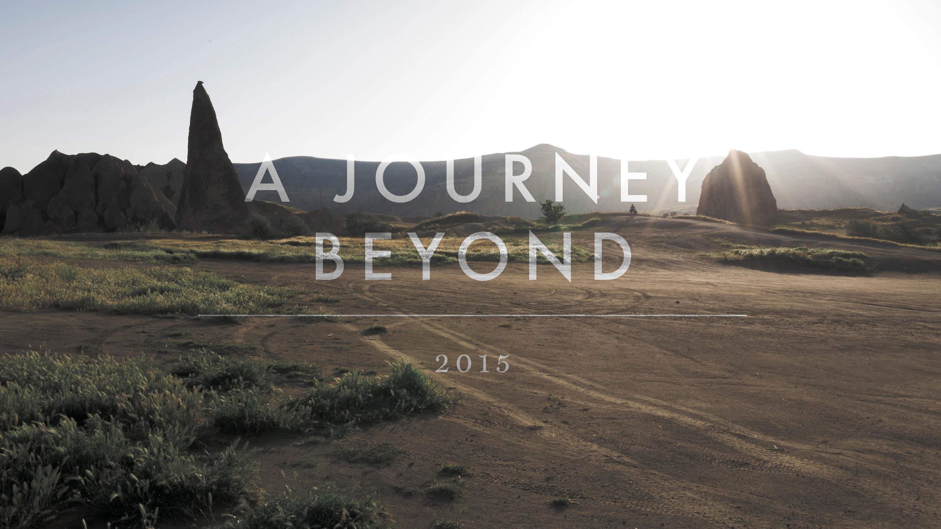 """Vidéo """"A Journey Beyond"""" plus de 5600km pour Marc Maurer"""