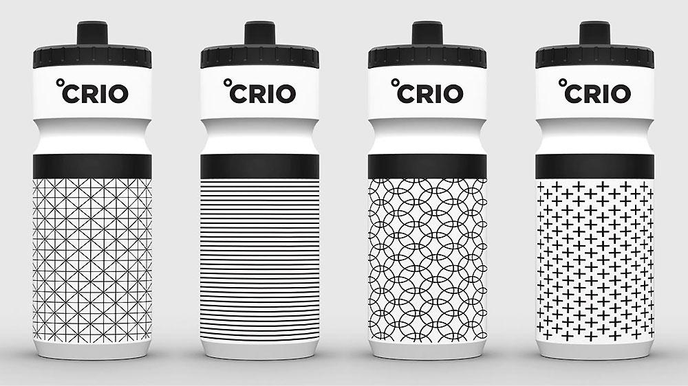 Crio, la nouvelle gourde de vélo révolutionnaire !