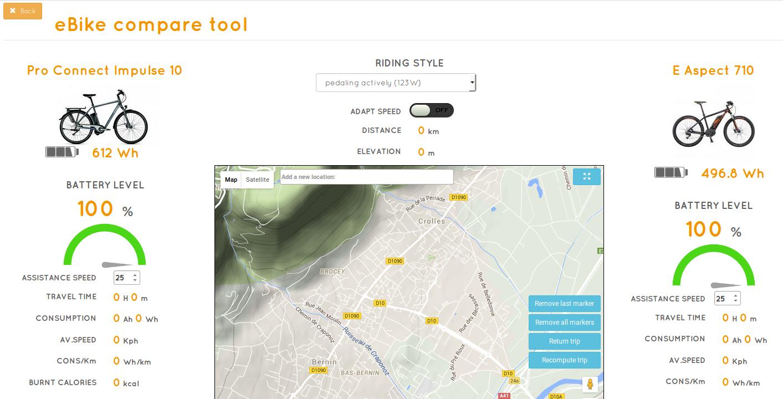 EbikeMaps, la plateforme qui simplifie le vélo électrique