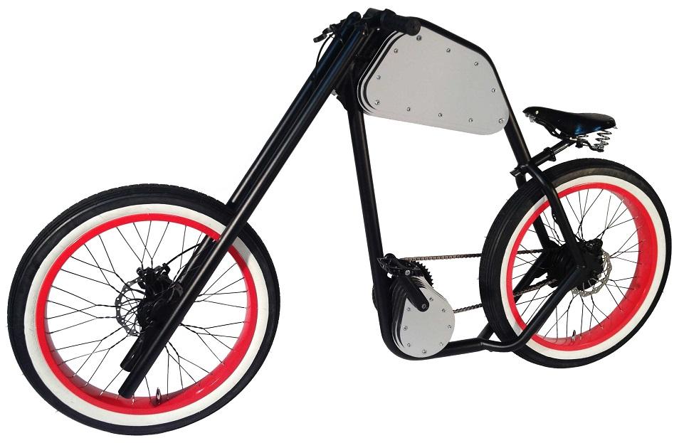 Hot Road Bike, des vélos électriques au look de motos !
