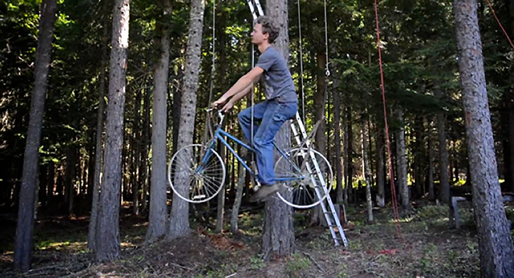 Recycler son fixie ou singlespeed en ascenseur c'est possible !