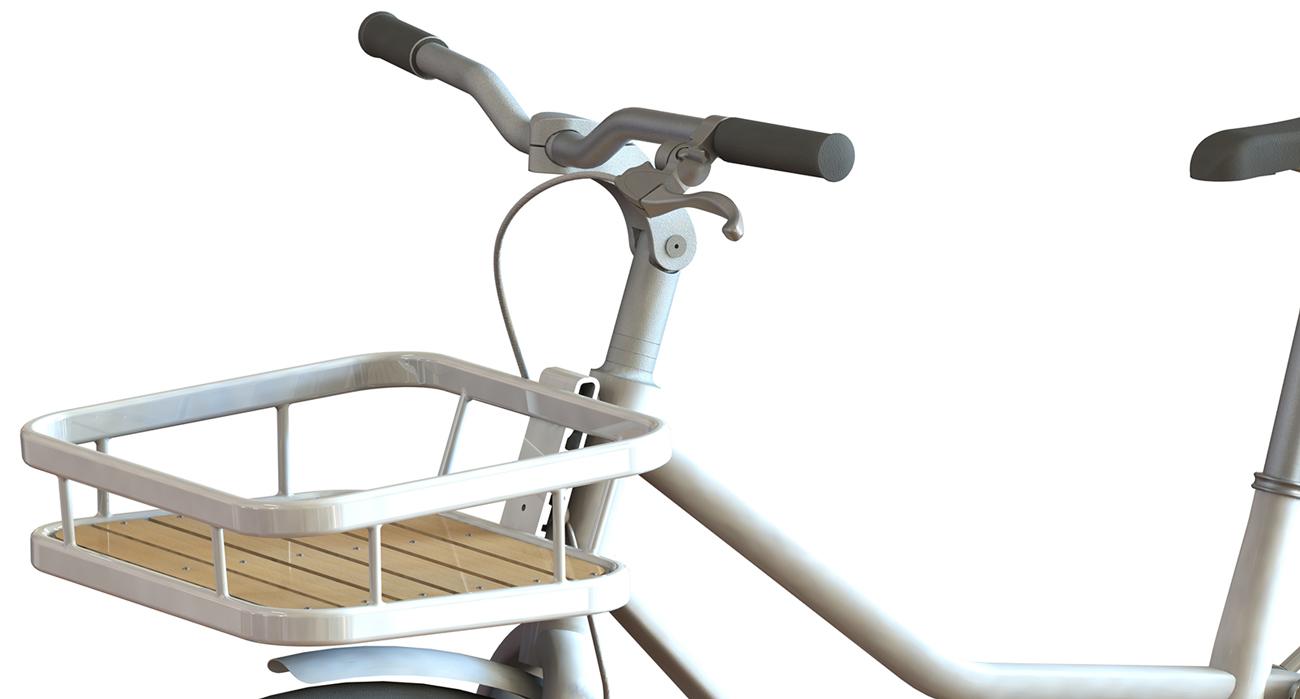 Ikéa propose des vélos urbains et des accessoires
