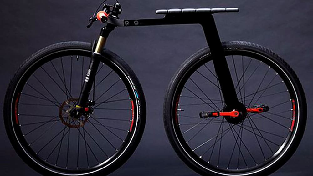 Minimal City Bike, un vélo fixie pas comme les autres