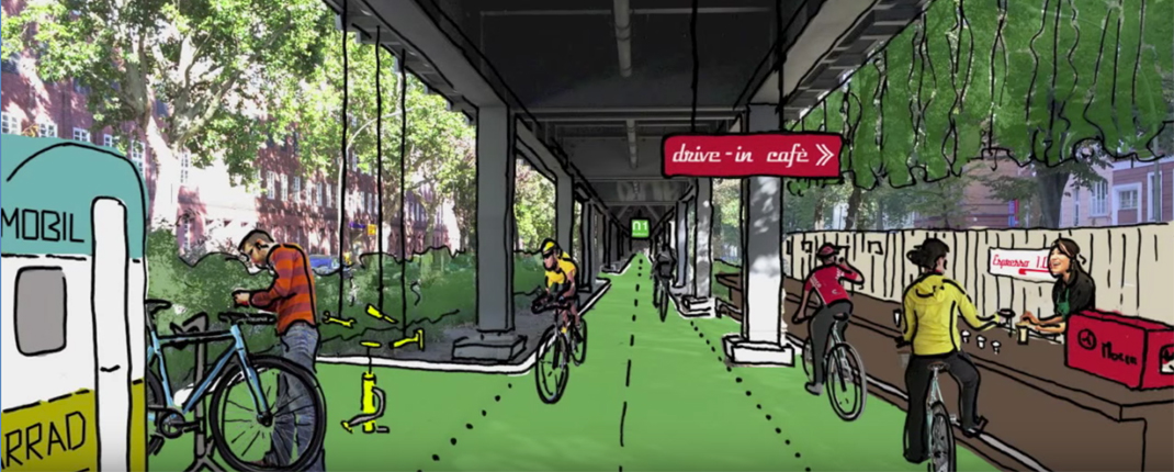 Berlin veut devenir une ville cyclistes comme Amsterdam