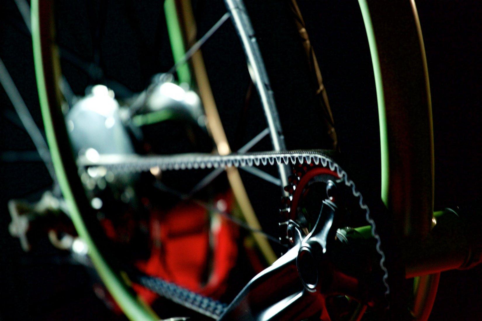 Vélo urbain La Grande Motte par Caminade & JG Causse