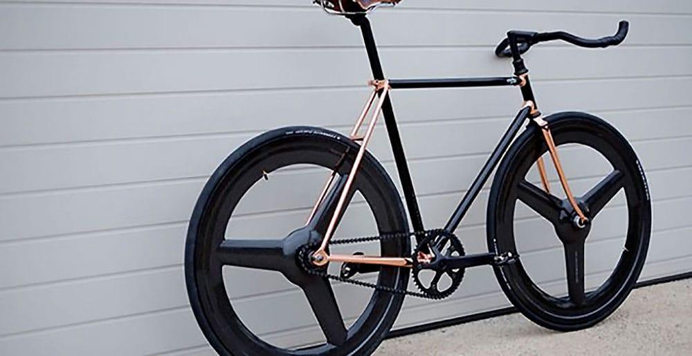 Le Vicious Cycle, un vélo fixie made in Afrique du Sud