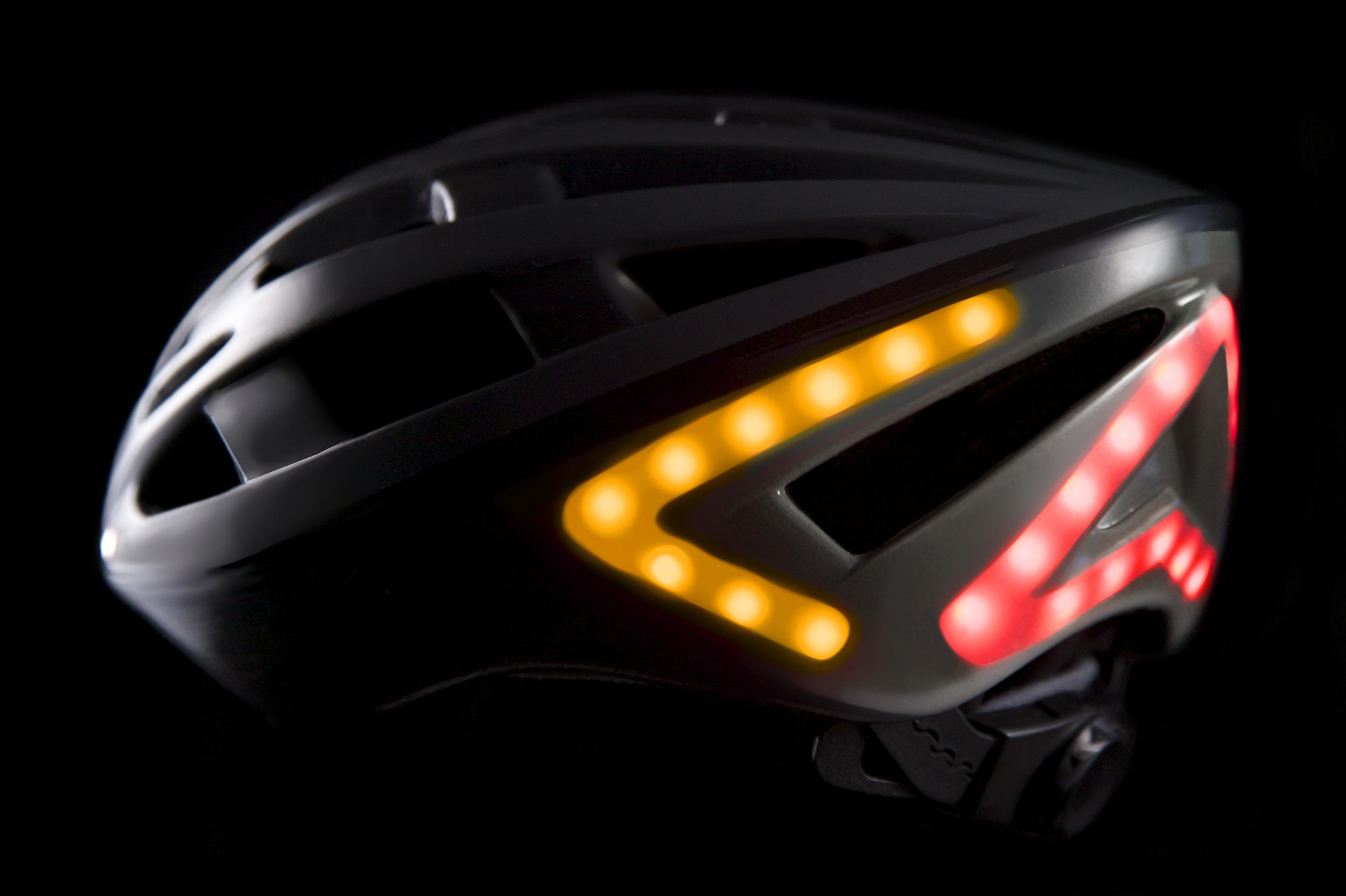 Lumos, une nouvelle génération de casque de vélo