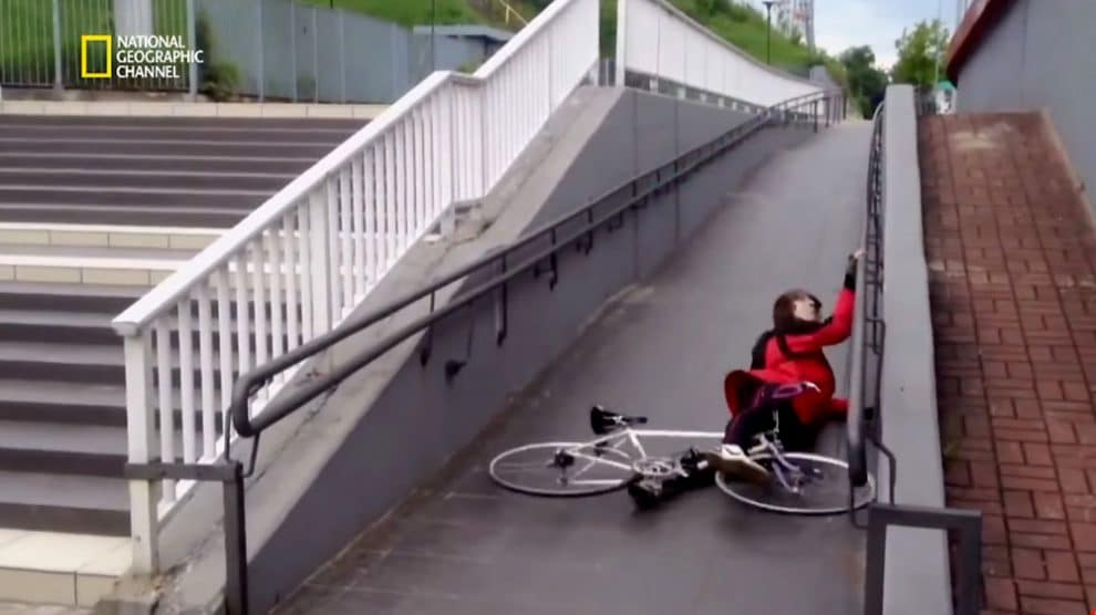 Comment conduire un vélo fixie par National Geographic France ?