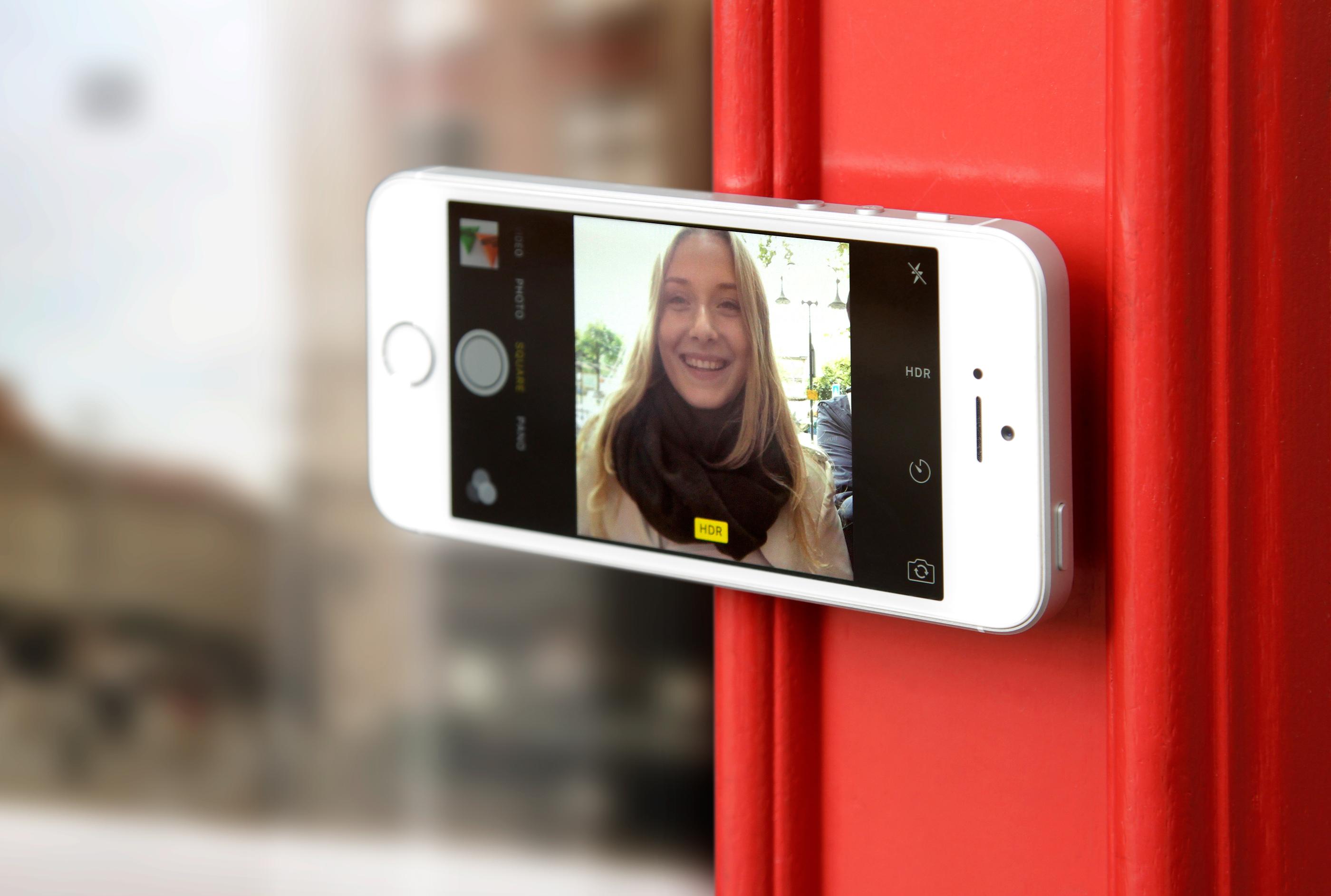 GekkoGum, un accessoire pour fixer votre petite GoPro où vous voulez !