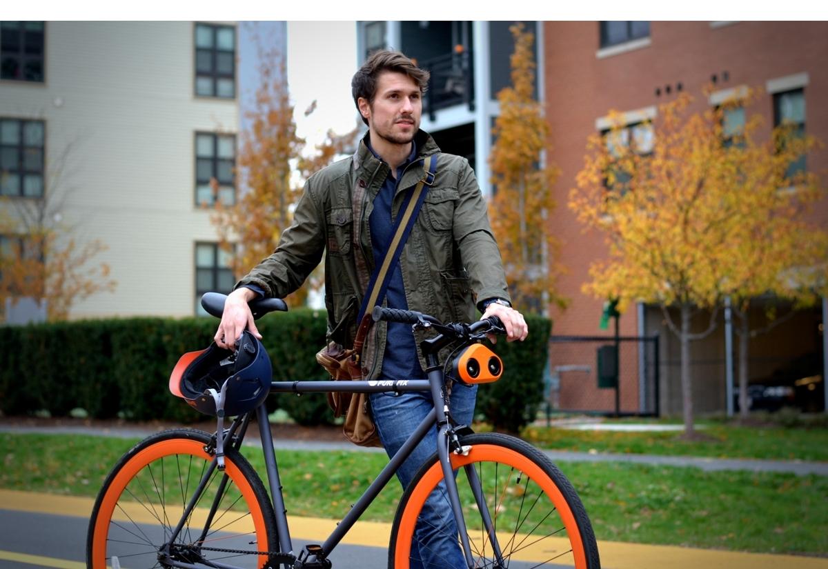 Le klaxon de vélo Loud Bicycle qui klaxonne comme une voiture !