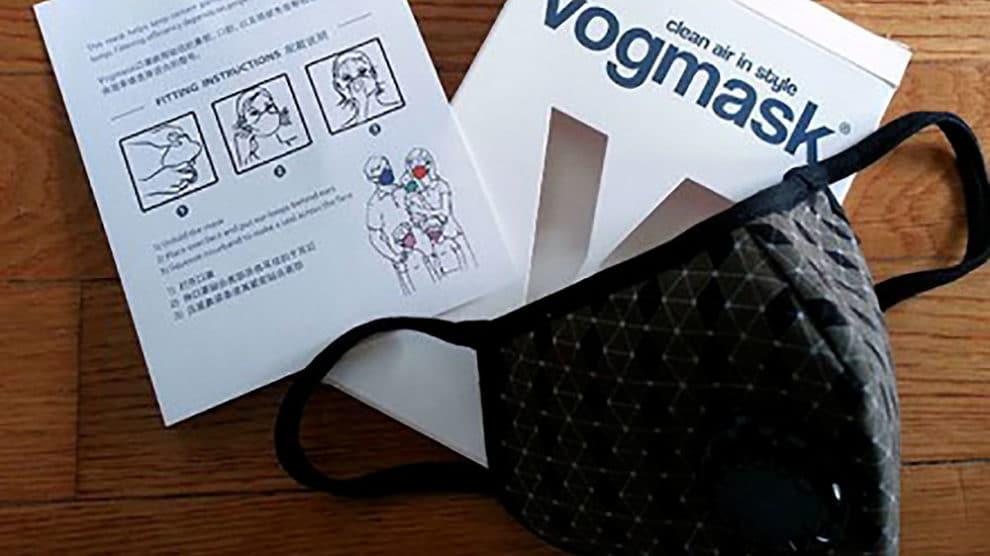 Masque de vélo anti-pollution pour vélo Vogmask