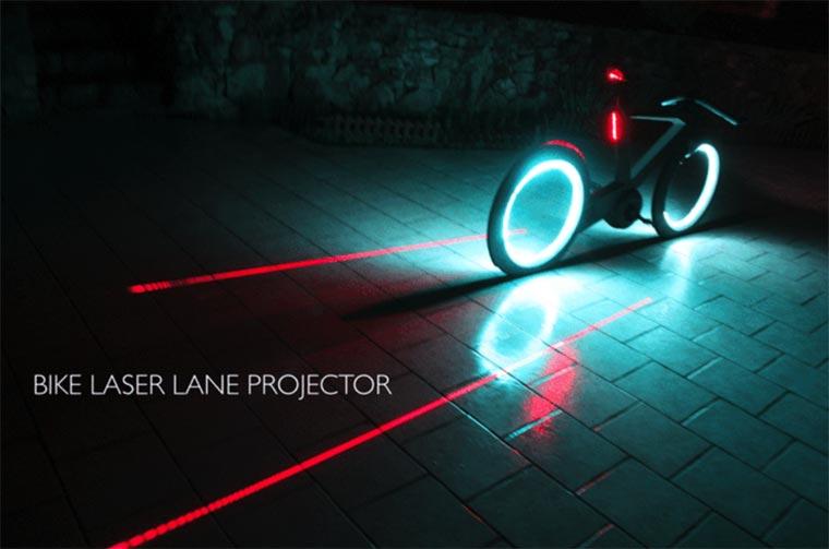 Cyclotron Bike, le vélo urbain et design du futur