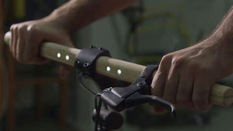 Wood Light des accessoires de vélos en bois et lumineux !