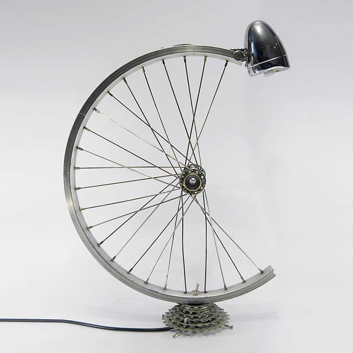 Des idées pour recycler vos vieilles pièces de vélos