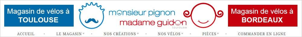 Monsieur Pignon Madame Guidon ouvre ses portes à Bordeaux