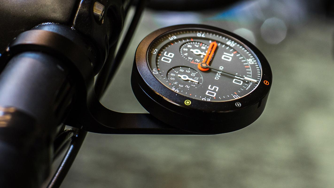 Omata One, un nouveau type de compteur kilométrique de vélo