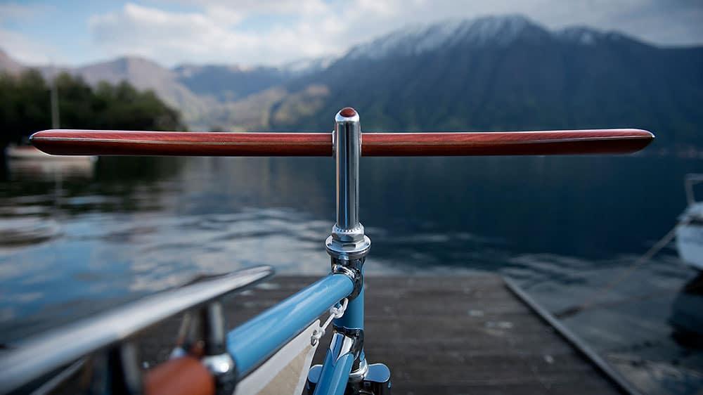 Revolton, un vélo fixie inspiré des bateaux italiens