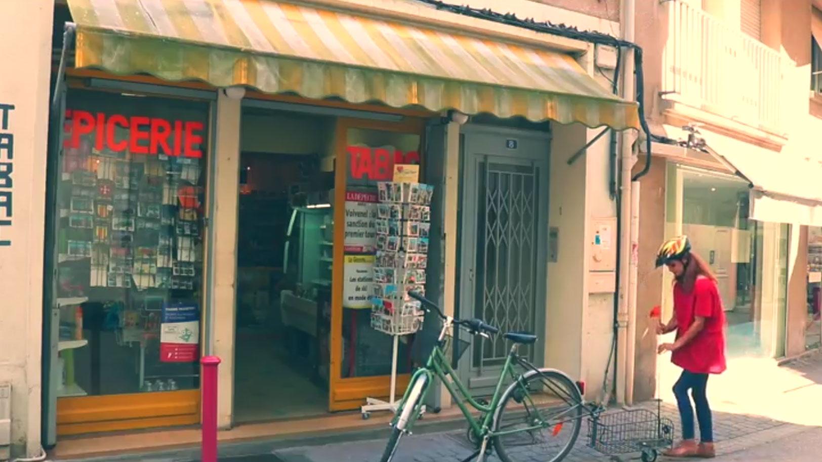 Le Suiver, une remorque de vélo urbain intelligente