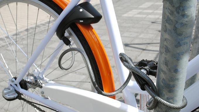I Lock It, un antivol de vélo avec fermeture automatique
