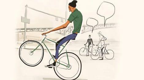 Les illustrations complètement fixie de Thorsten Hasenkamm