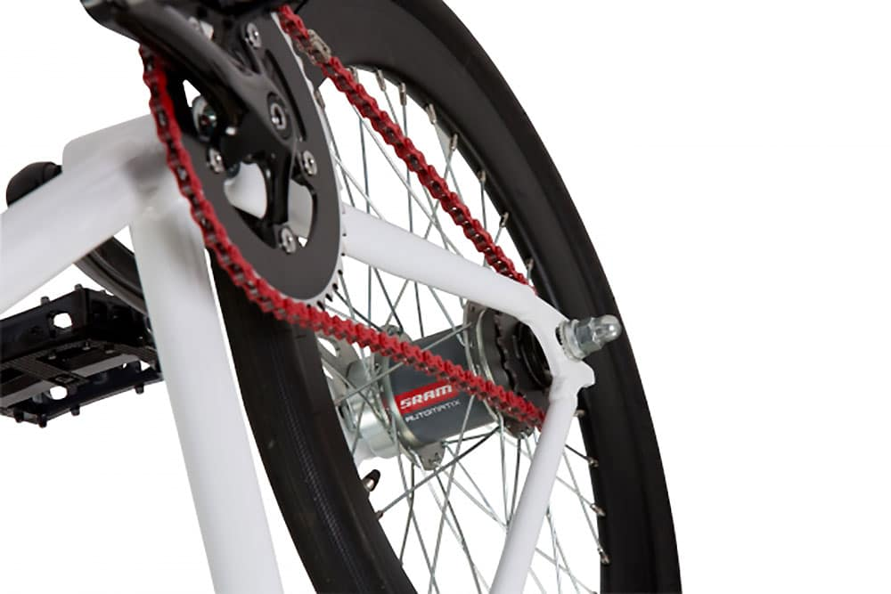 Martone Cycling Co présente le vélo urbain Mia