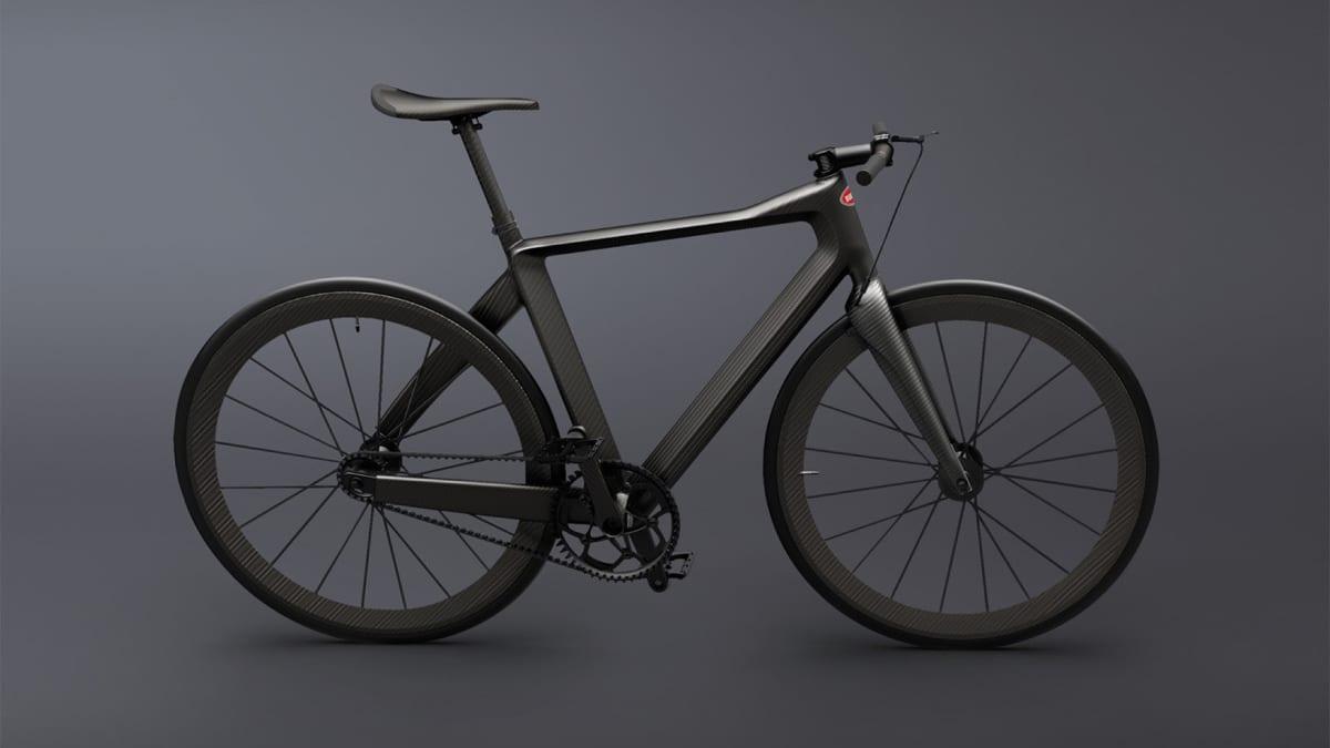 La marque Bugatti propose un vélo urbain à 36000 euros