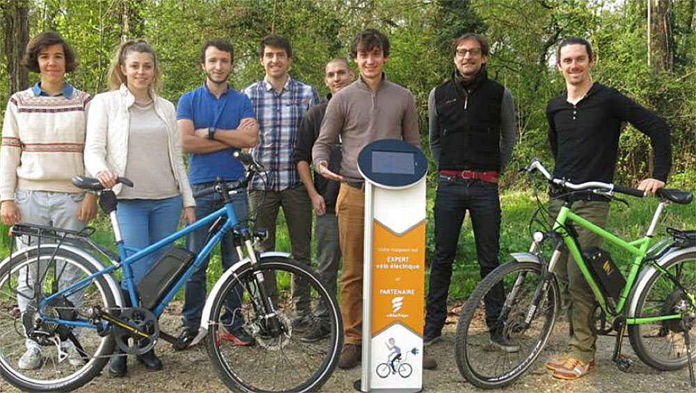 eBikeLabs lance sa campagne de crowdfunding !