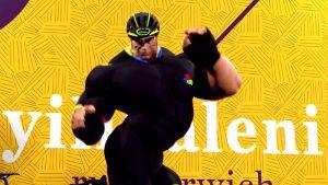 Vidéo Ion Göttlich, un rideur fixie pas comme les autres