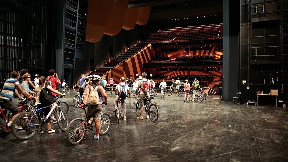 Paris vélotour, l'événement insolite de la SNCF le 11 juin 2017