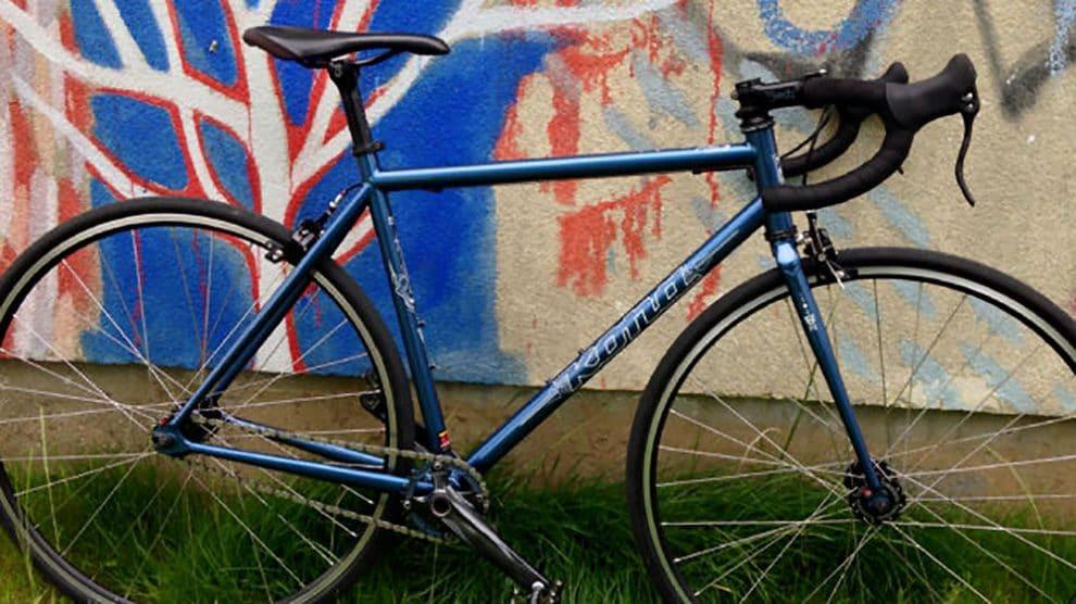 Vélo Paddy Wagon de chez Kona modifié par un internaute