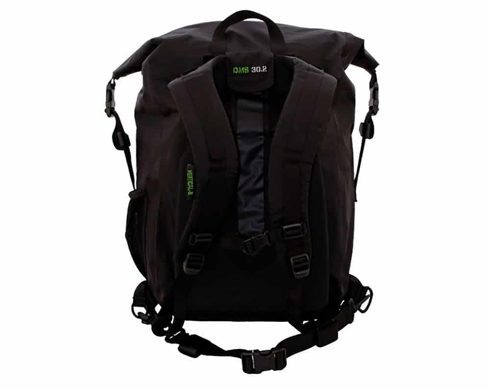 Le sac de vélo style Coursier Messenger DMS 30.2 de V8 Equipment