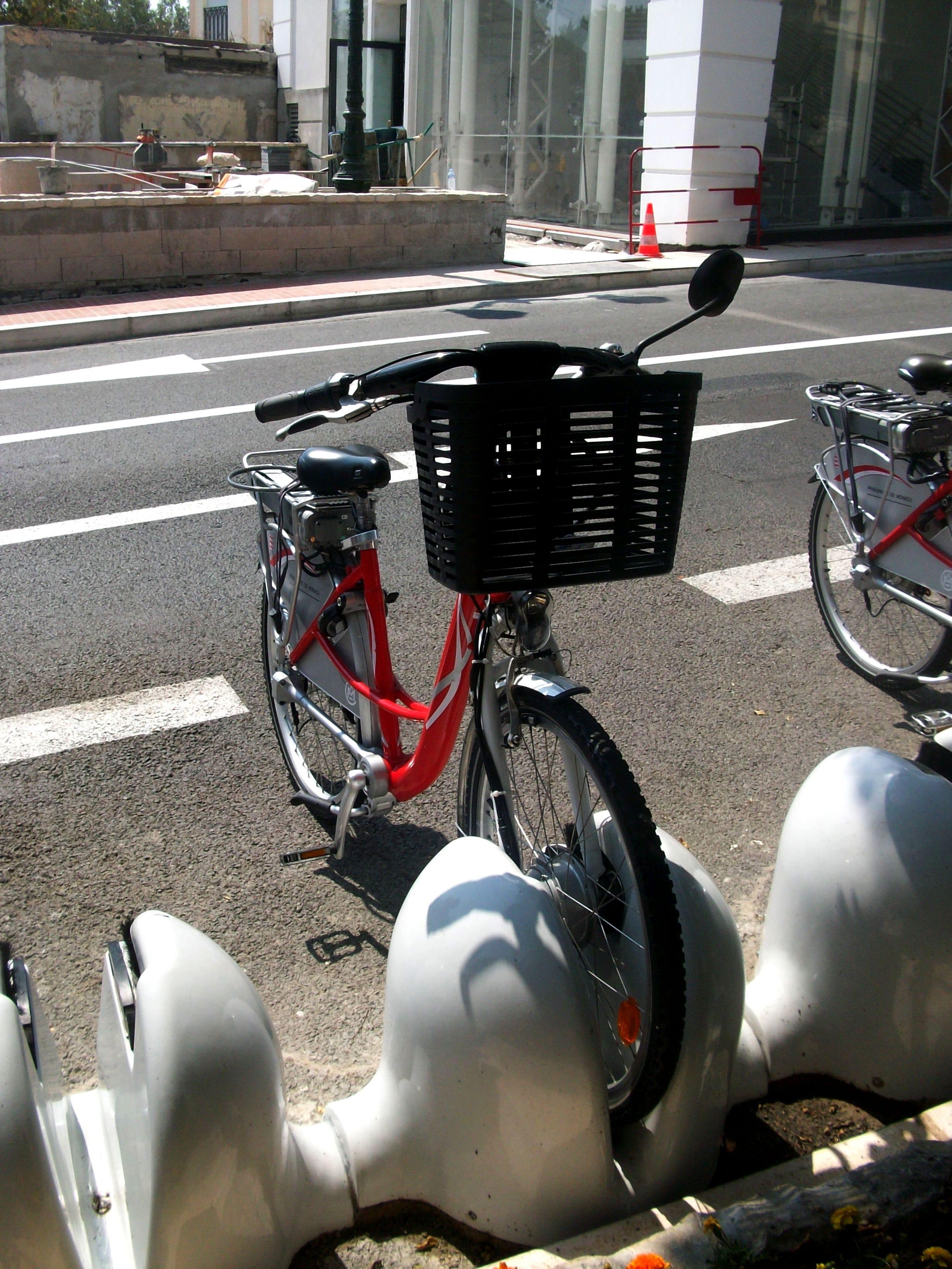 Découvrez le vélo urbain à sur le rocher de Monaco