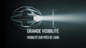 Nouveau feu de vélo urbain intelligent Varia™ UT800 Garmin