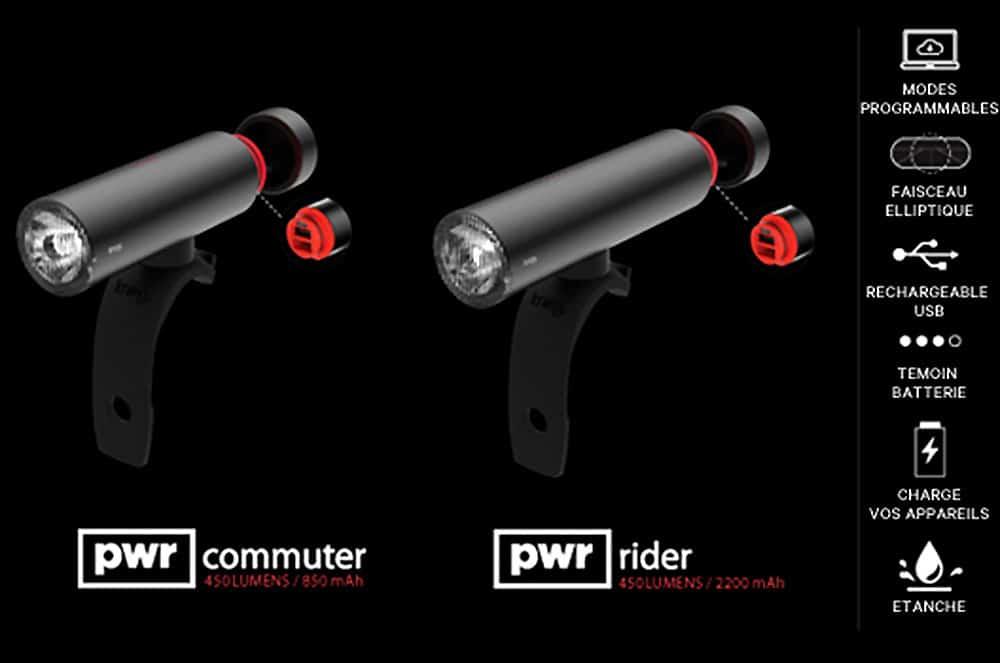 Découvrez le nouveau système PWR de Knog aux Prodays