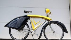 De deux mythes et deux passions, un superbe vélo est né
