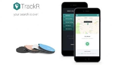 TrackR, un dispositif GPS pour retrouver votre vélo !