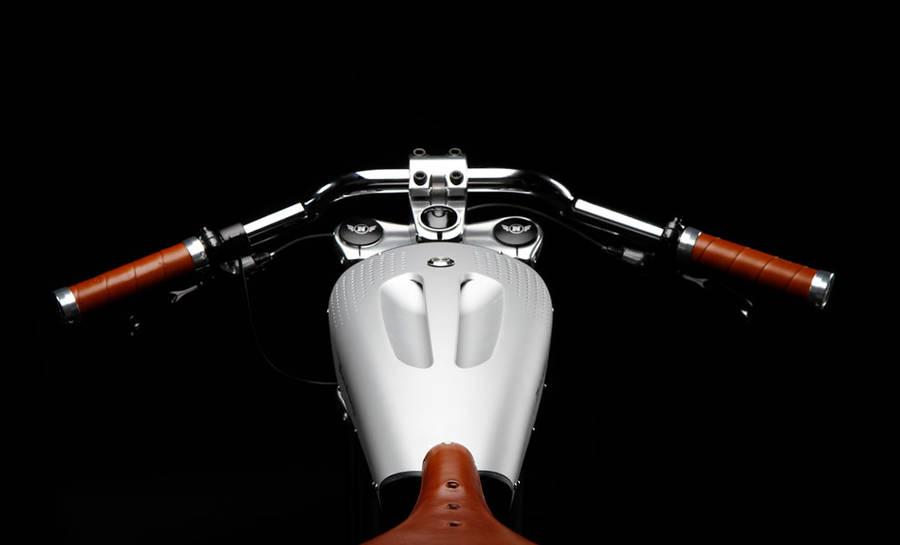Le nouveau vélo électrique design Noordung Angel Edition