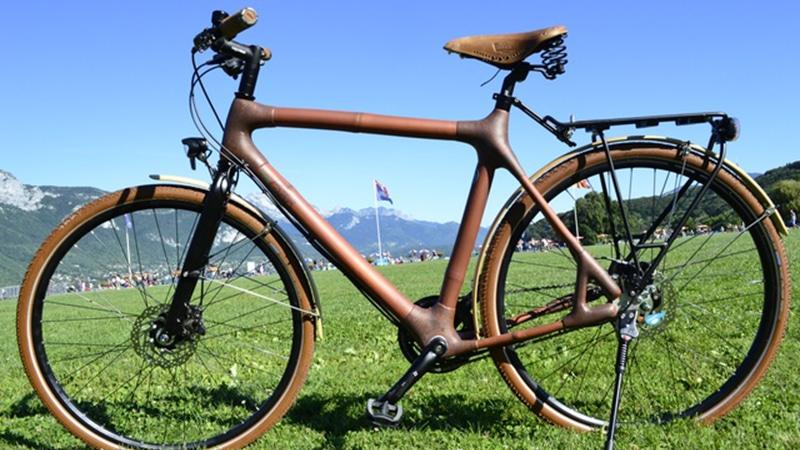 Beboo Bike, le vélo alternatif écologique et solidaire