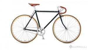 Les nouveaux vélos fixie singlespeed 2017 de chez Chappelli Cycles