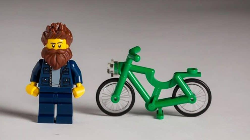 Le fixie Lego, une consécration pour les passionnés