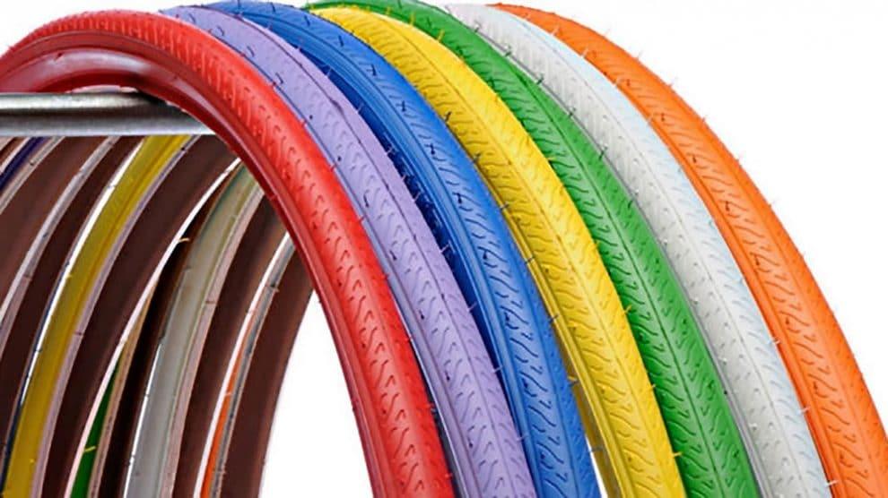 Mettez de la couleur dans vos pneus de vélos avec Kenda